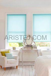 Рулонні штори Рулонні штори або, як їх ще називають, тканинні ролети - самий традиційний вид «нестандартних» сучасних виробів для декору вікна. Дві їх основних складових - це полотно зі спеціальної тканини і вал, на який намотується це полотно. Рулонні штори оптимально підійдуть для будь-якого приміщення і будь-якої кімнати в будинку або квартирі. Вони недорогі, акуратні, красиві. Рулонні штори не вимагають особливих умов експлуатації: їх легко чистити, ними легко користуватися, а також зручно регулювати надходження світла і закривати приміщення від сторонніх поглядів, якщо ви - житель першого поверху або приватного будинку. Тканина, з якої вони зроблені, має спеціальне просочення, що відштовхує пил, жир, бруд, вона не схильна до вигоряння. Це робить тканинні ролети оптимальним вибором для кухні.