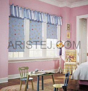 Як вибрати тканину для рулонних штор?